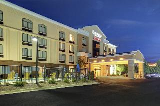 FAIRFIELD INN SUITES ANNISTON OXFORD