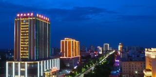 明華大酒店(阿克蘇天百友好購物廣場店)