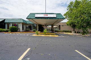 Hotel O Henderson Kerr Lake I-85 NC