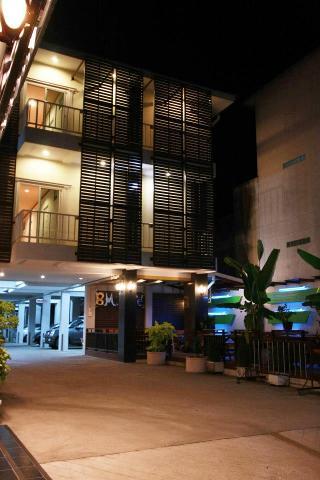 B.M. Grand Hotel