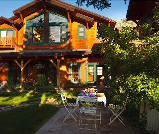 The Alpine House Lodge