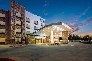 Fairfield Inn Suites By Marriott Chickasha