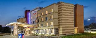 Fairfield Inn Suites By Marriott Canton