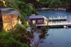 Bay of Many Coves Resort in Marlborough, New Zealand