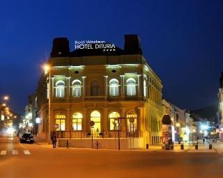 BEST WESTERN Hotel Dituria in Nitra, Slovakia