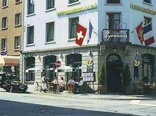 Best Western Hotel Montana in Zurich, Switzerland