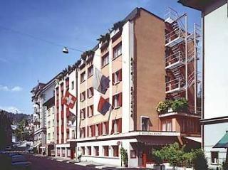 Best Western Hotel Rothaus in Lucerne, Switzerland