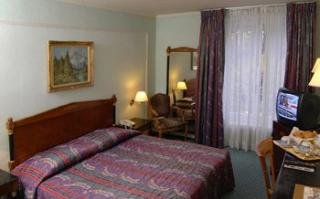 BEST WESTERN Hotel Diplomate in Geneva, Switzerland