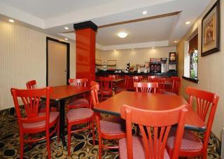 Hotel Comfort Inn en Vernon