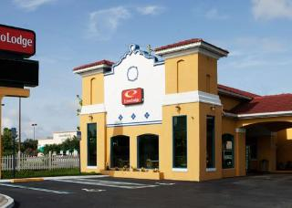 Hotel Econo Lodge At Florida Mall