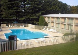 Hotel Quality Inn en Greenfield