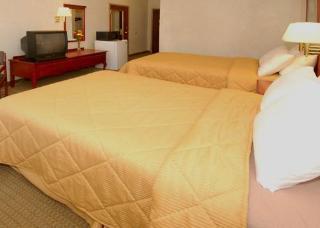 Dormir en Hotel Comfort Inn en Biloxi