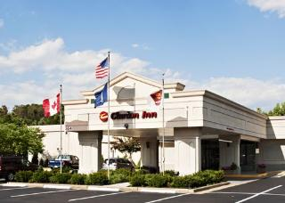 Clarion Inn Hotel Fredericksburg Va