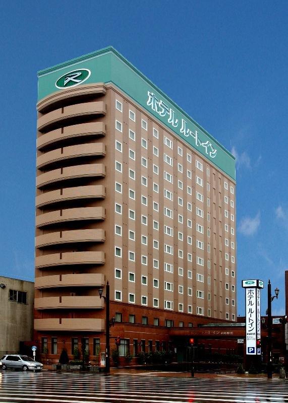 Route-Inn酒店 釧路站前