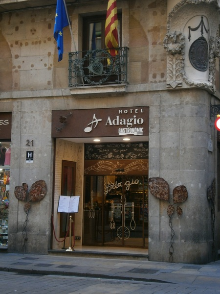 Adagio Gastronòmic - Barrio Gotico