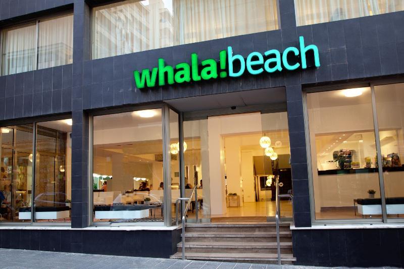 Whala!beach - El Arenal