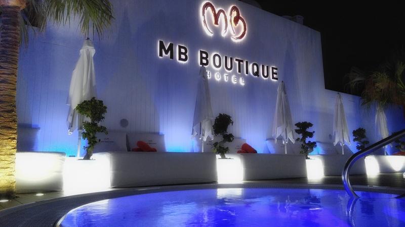 Mb Boutique Hotel - Nerja