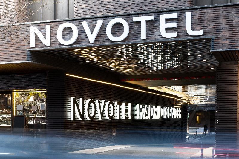 Novotel Madrid Center - Museo Del Prado Retiro