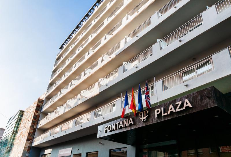 Hotel Fontana Plaza - Torrevieja