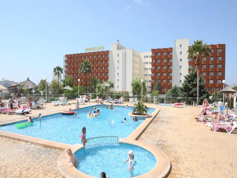 Hsm Canarios Park - Calas De Mallorca