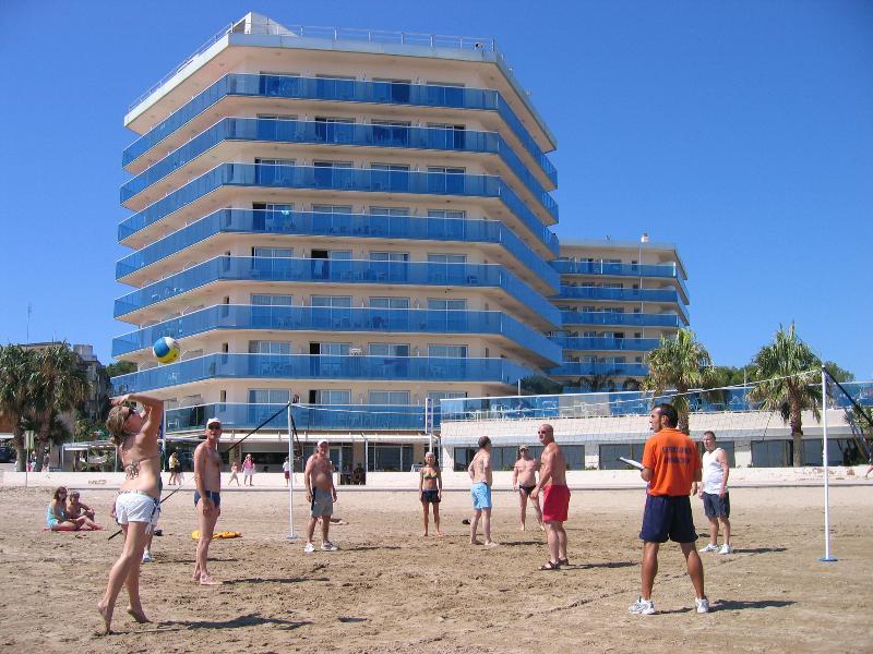 Golden Donaire Beach - La Pineda