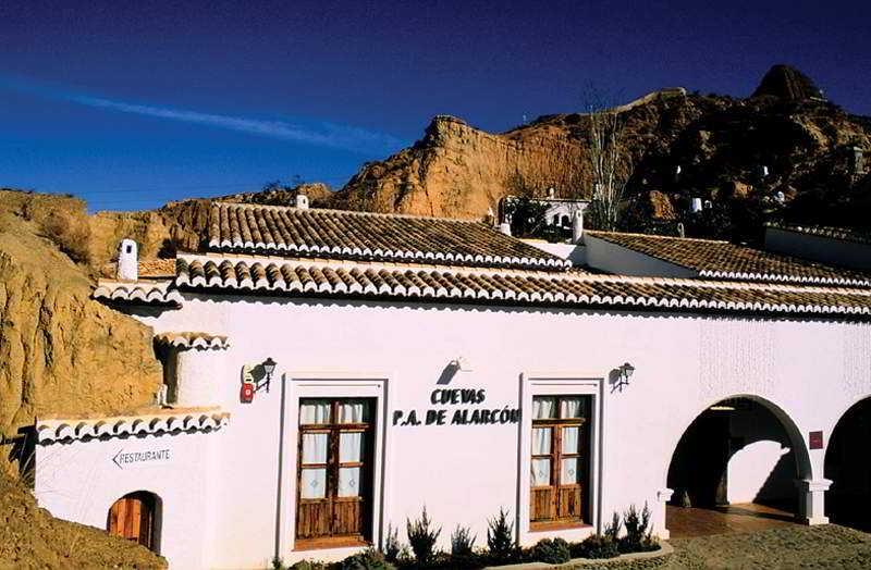 Cuevas Pedro Antonio Alarcon - Guadix