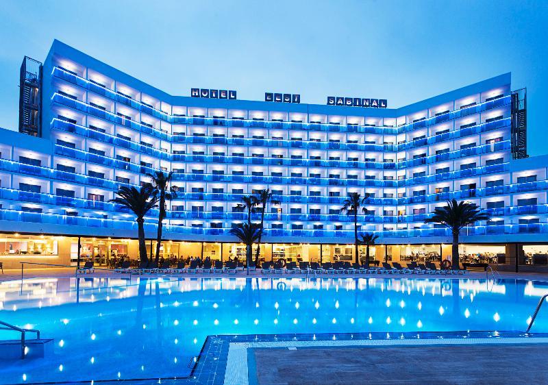 Hotel Best Sabinal - Roquetas De Mar