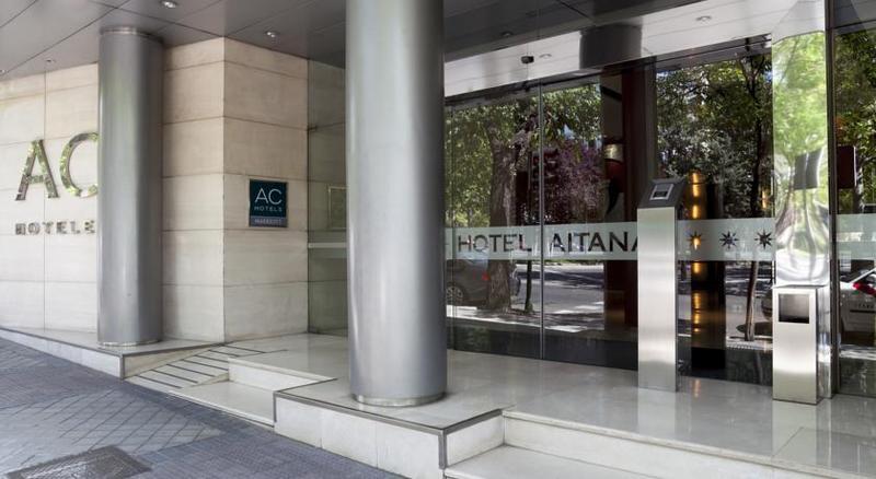 AC Hotel Aitana By Marriott - Santiago Bernabeu Castellana
