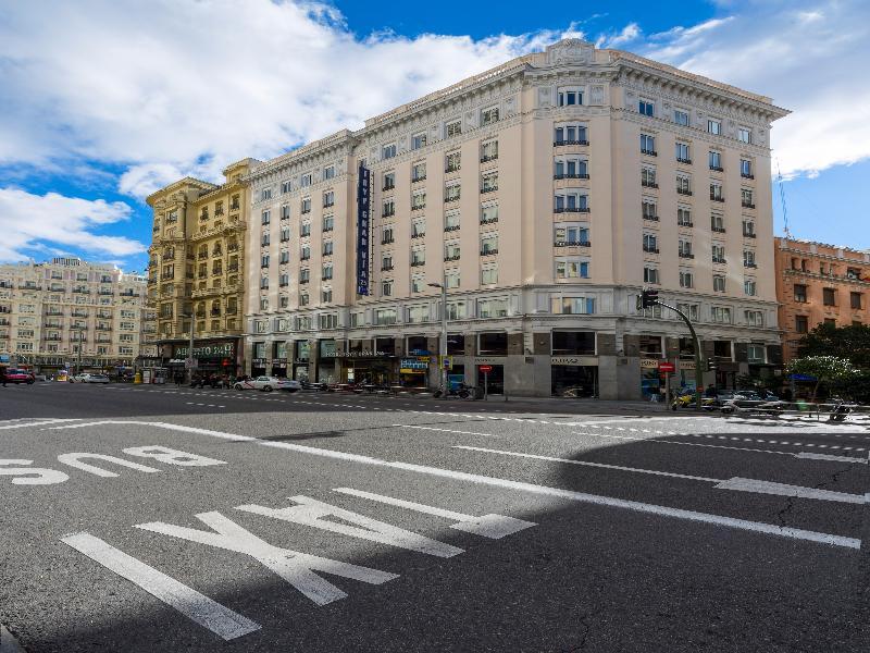 TRYP Madrid Gran Via Hotel - Gran Vía