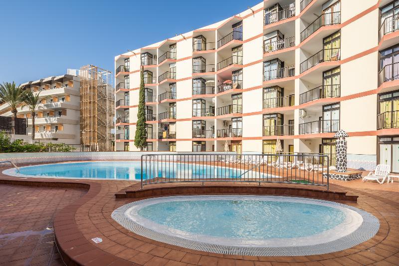 Apartamentos Guinea - Playa Del Ingles