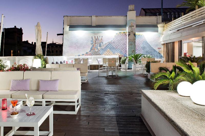 Nh barcelona podium barcelona spain golf holidays - Hotel nh podium ...