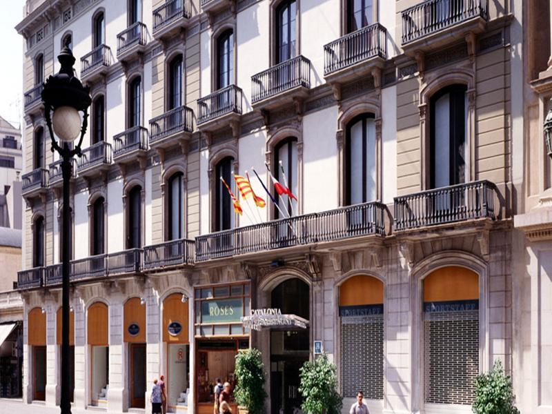 Catalonia Portal De L'angel Hotel - Plaza Catalunya