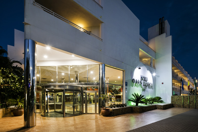 Hotel Best Oasis Tropical - Mojacar
