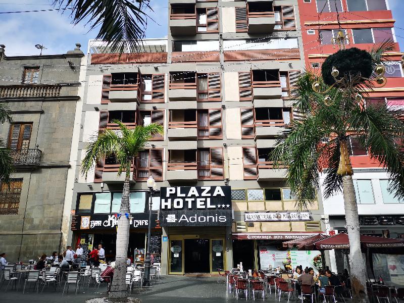 Adonis Plaza - Santa Cruz De Tenerife
