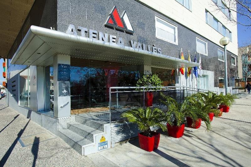 Atenea Valles - Granollers Area