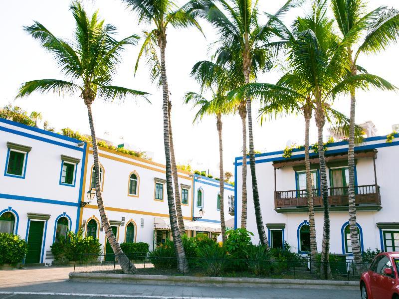 Apartamentos The Puerto De Mogán - Playa De Mogan