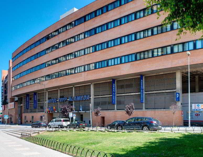 TRYP Malaga Alameda Hotel - Malaga
