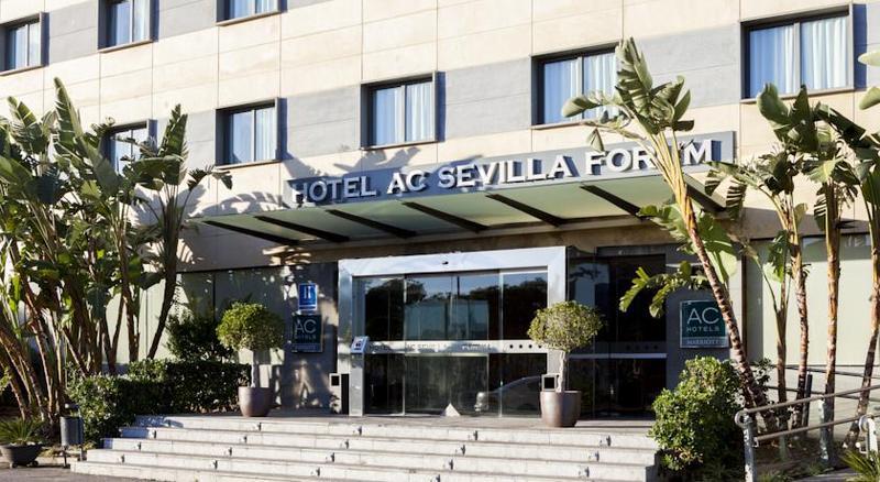 AC Hotel Sevilla Forum By Marriott - Sevilla