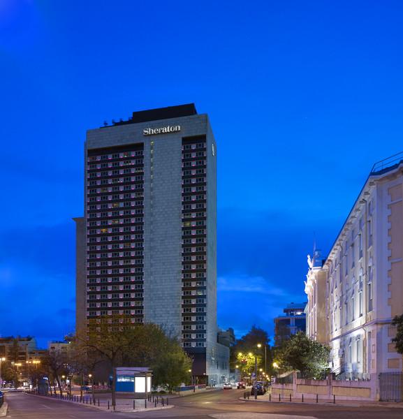 Sheraton Lisboa Hotel & SPA - Lisboa