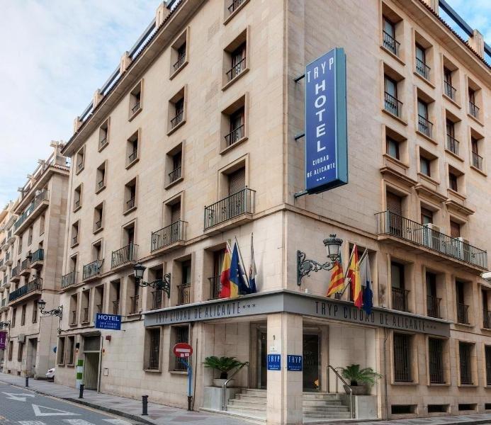 TRYP Ciudad De Alicante Hotel - Alicante