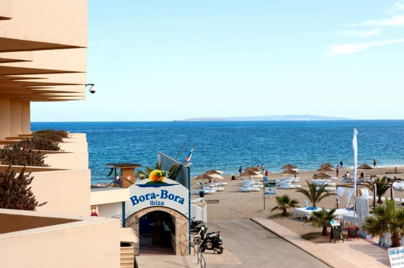 Bora Bora Apartamentos - Playa D'en Bossa