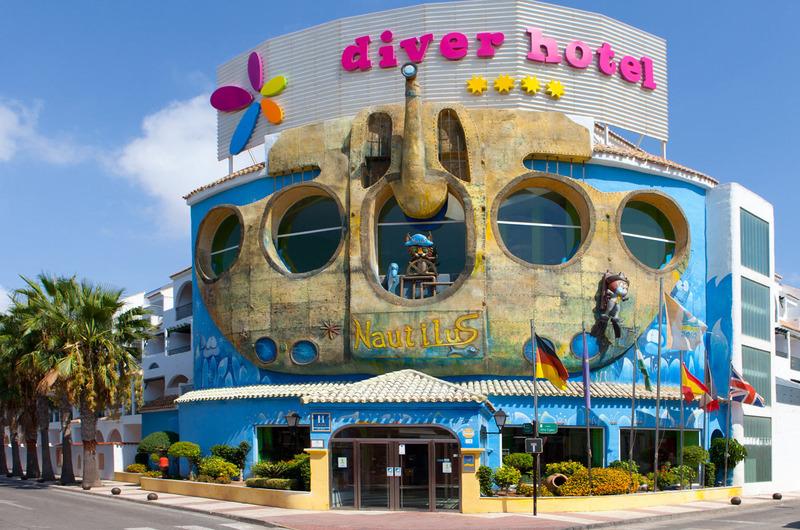 Diverhotel Roquetas - Roquetas De Mar