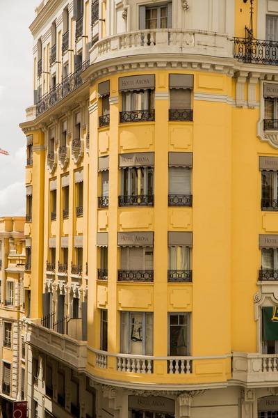 Hotel Arosa - Puerta Del Sol Plaza Mayor