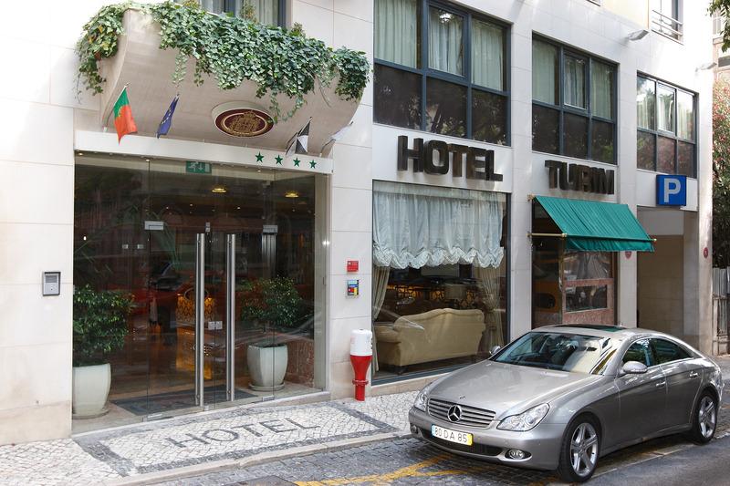 Turim Lisboa Hotel - Lisboa