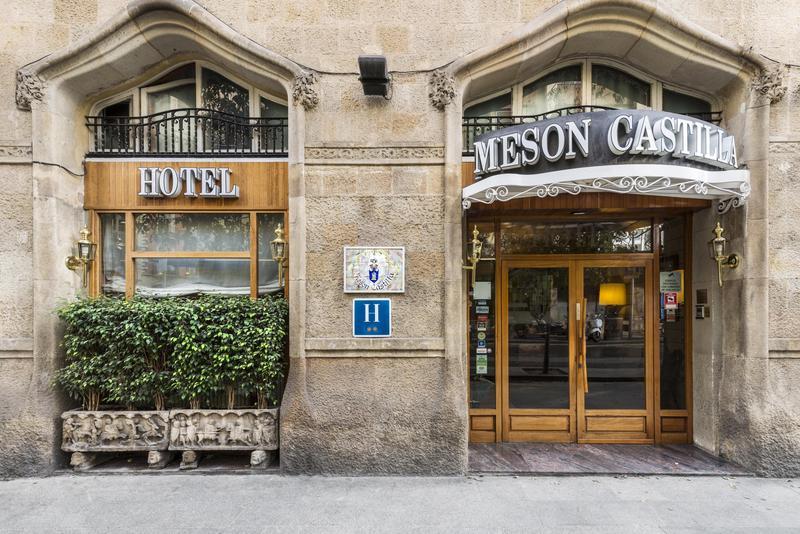 Meson Castilla Atiram Hotel - Las Ramblas