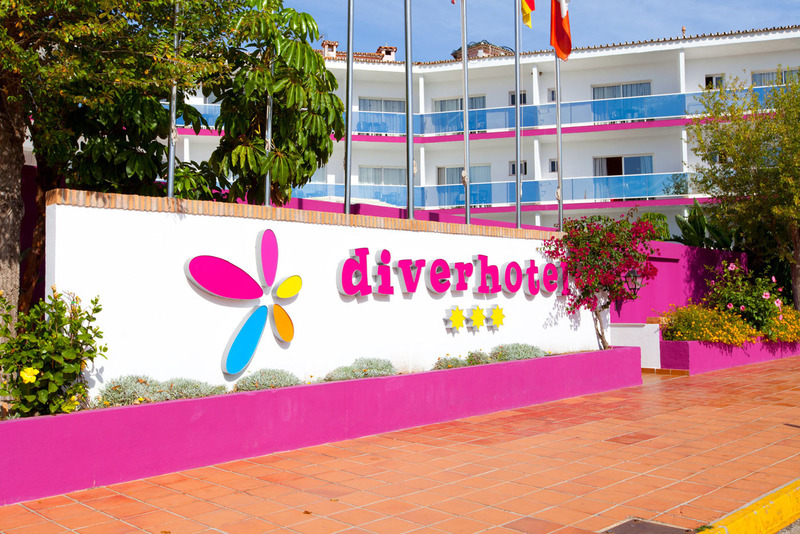 Diverhotel Marbella - Marbella