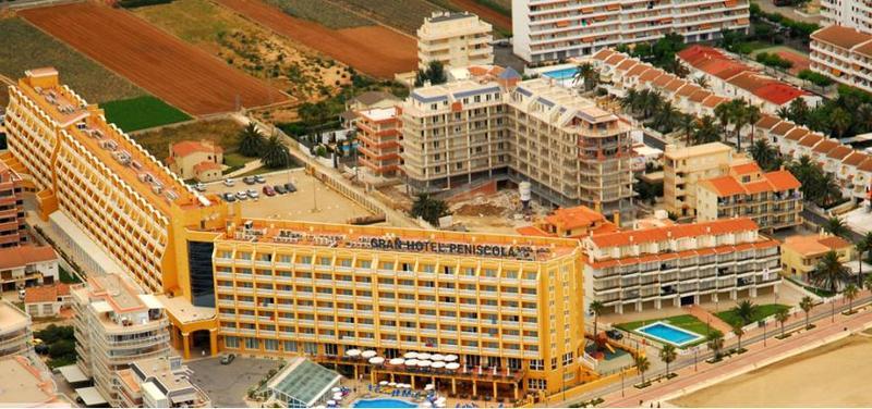 Gran Hotel Peñiscola - Peñiscola