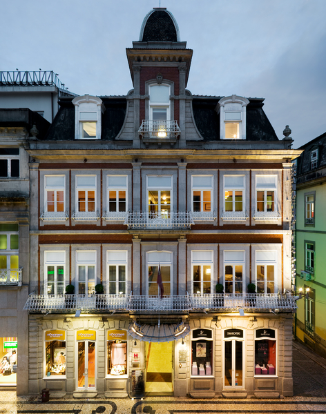 Grande Hotel Do Porto - Porto