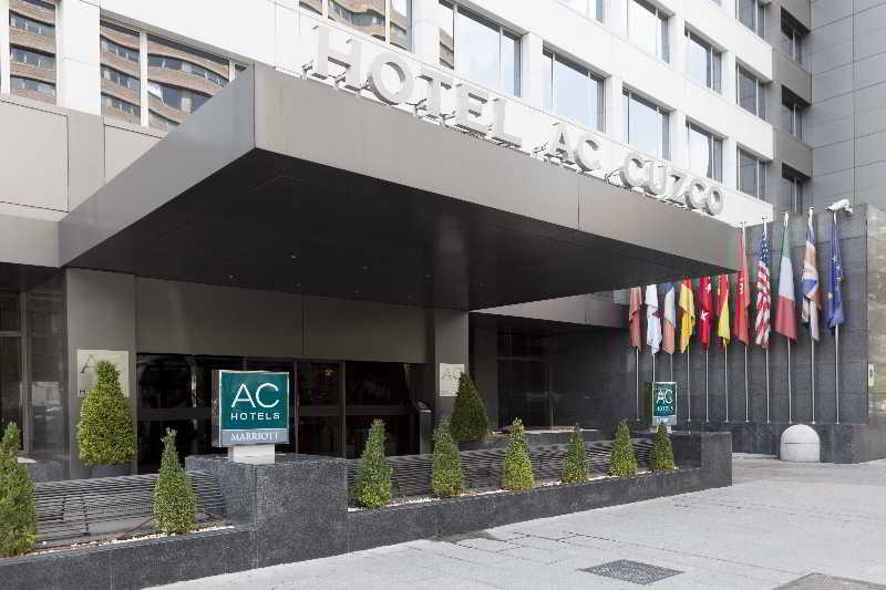 AC Hotel Cuzco By Marriott - Santiago Bernabeu Castellana