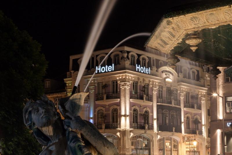 Internacional Design Hotel - Lisboa